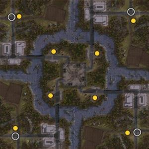 HT Map LowWater