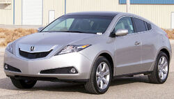 2010 Acura ZDX Advance -- NHTSA 2