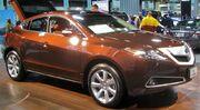 2010 Acura ZDX -- 2010 DC