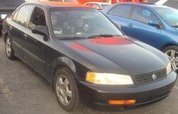 '97-'98 Acura 1.6EL (Orange Julep)
