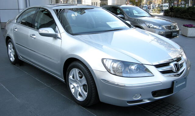 File:2007 Honda Legend.JPG