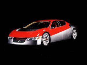 2002 Acura DN-X Concept 1
