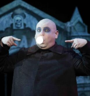 Uncle Fester Addams Family Wiki Fandom Powered By Wikia