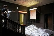 Making of Rolling in the Deep music video 7