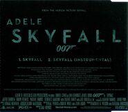 Skyfall CD Single 2
