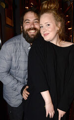 Adele and Simon