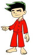 Jake Long season 1 panjamas