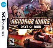 Advance Wars 4 Cover