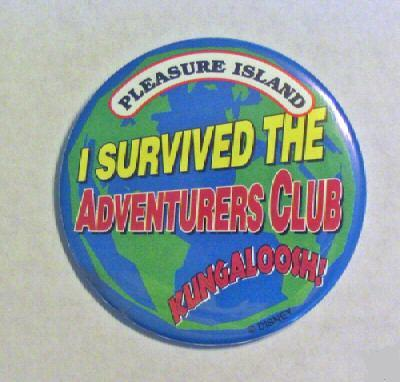 Adv Survivor Pin
