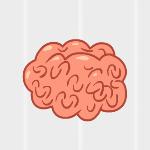 Brains Badge