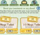 Mega Tickets