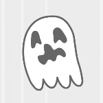 Ghosty Badge