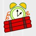 Time Bomb Badge