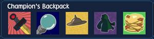 Champ pack