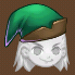 Forest hero hat