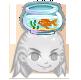 Fishbowl hat