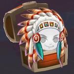 Chief headdress