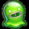 Giga green glob
