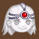 Red gem circlet