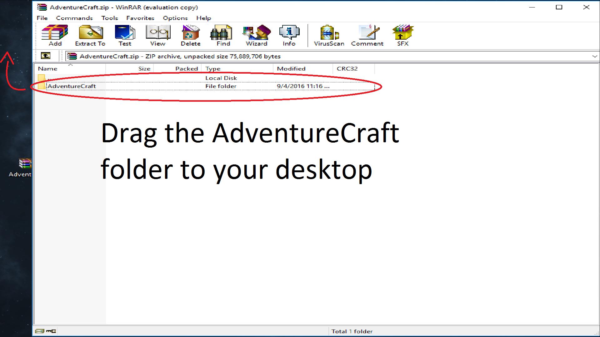 adventure craft wiki