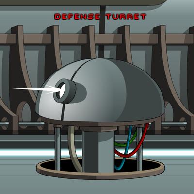 Defense Turret