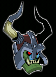 Orc Head Morph