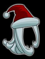 Girly Santa Hat