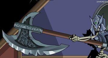Executioner Axe Of Bludrut