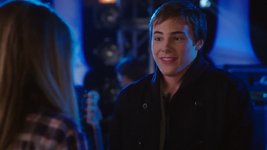 Zac Chase and Jenny Parker