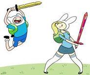 Finn and Fionna