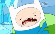 Finn, looking weird