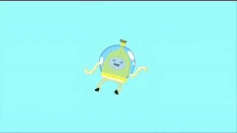 I Am A Banana! (Adventure Time)