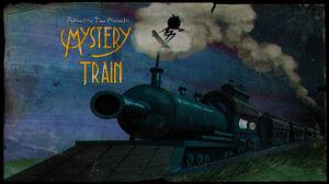 Mystery Train Title Card