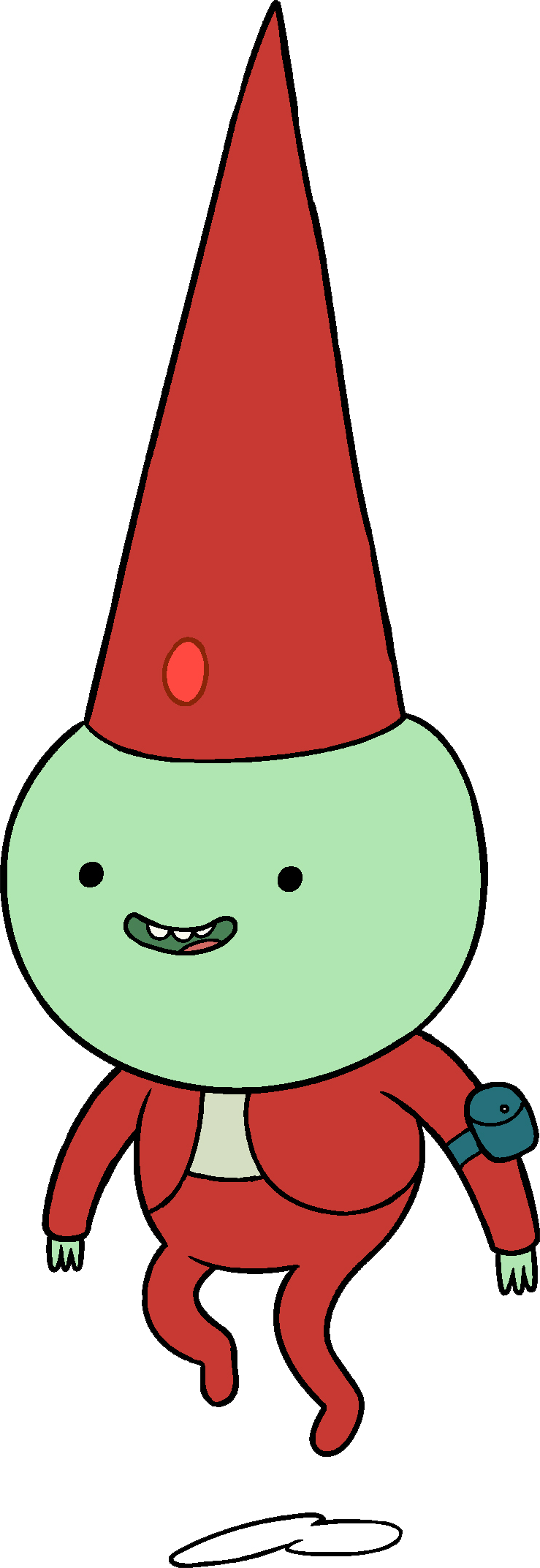 image gnome 1 good pose png adventure time wiki fandom
