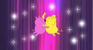 S4e4 Pig kisses Tree Trunks