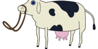 Cow (Five Short Graybles)