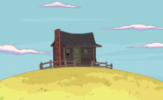 Uncle gumbald cabin