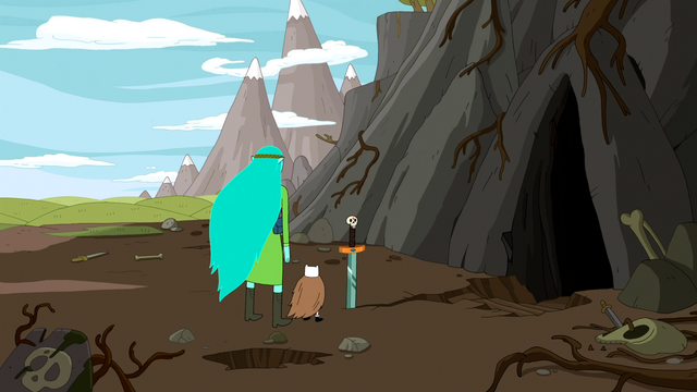 File:S5e52 Finn and Canyon outside Billy's crack.png