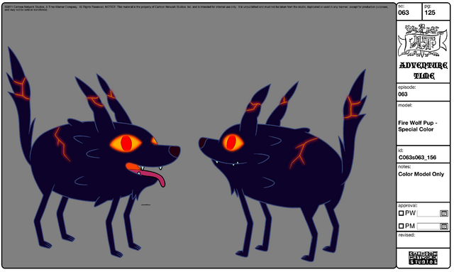 File:Modelsheet Fire Wolf Pup - Special Color 1.png