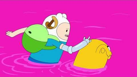 Adventure Time Elements Exclusive First Look