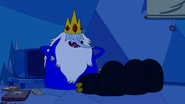 S5e24 Ice King with penguins