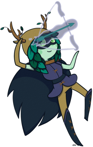 File:Huntress wizard by soullessteddybear-d5hjlh5.png
