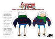 Finn-adventure-time-christmas-decoration