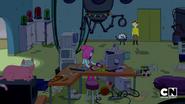 S5e21 PB's filthy lab