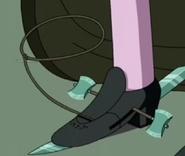 Fine Lady's shoe