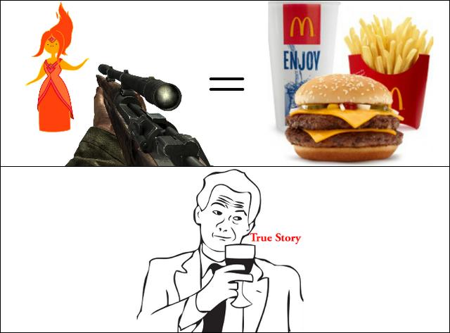 File:Rage Comic - Real McDonalds food.png