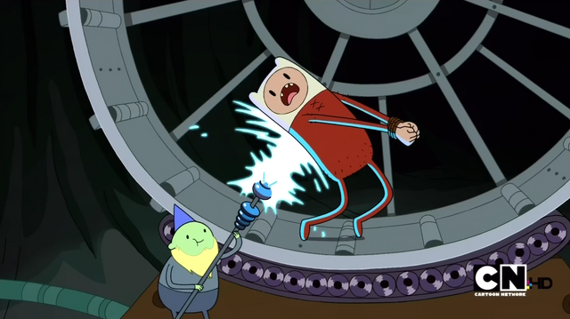 File:S2e7 finn being tasered.png
