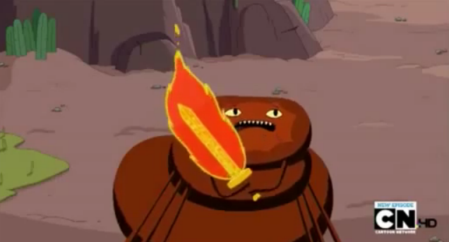 File:S4e3 ed with flaming sword2.png