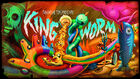 King Worm title card