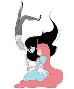 Bonnibel and Marceline - Friendship - by Natasha